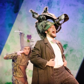 Nick Bottom in Britten's A Midsummer Night's Dream