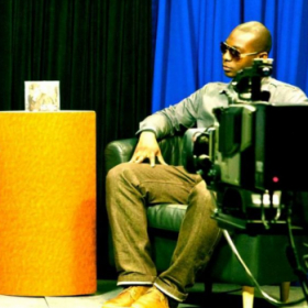 Live interview on a TV network expressing insight in the music business form a songwriter, artist and hip hop concert promoter.