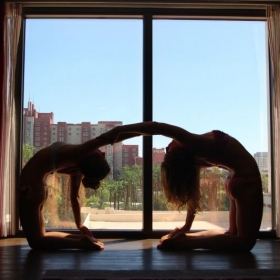 Yoga : Bridge the gap between the mental, spiritual and physical. Align and find peace of mind.