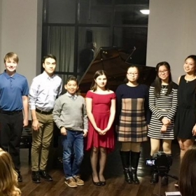 A Fantastic Showcase featuring my most distinguished students.