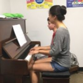 Extremely fun to play piano duets!
