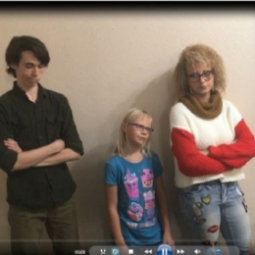 2018 Kids,Teens on camera acting students
