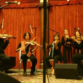 While living in SF, I performed with the Arab Music Ensemble ASWAT.
