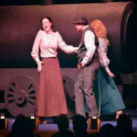 SilverStar Playhouse: Butched Cassidy and the Sunburnt Kid playing Dr. Quack, Medicine Woman