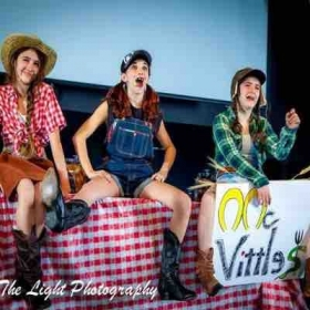 I directed N2Acts acting company for four years. This was a Christmas performance of their hilarious sketch 'McVittles'.