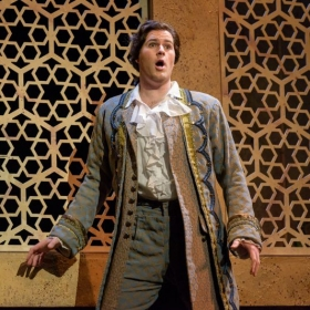 Belmonte (Abduction from the Seraglio by Mozart), Madison Opera