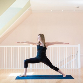Good alignment helps protect your body tissues and build a strong foundation