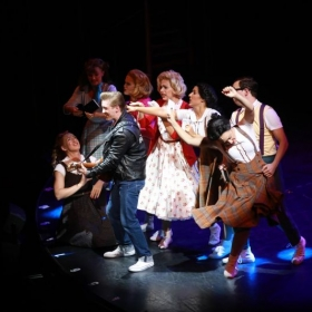 Grease the Musical-Harmony of the Seas