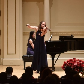 American Protege Competition, Carnegie Hall