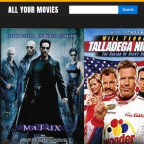 Movie collection app built with HTML, python and JS.