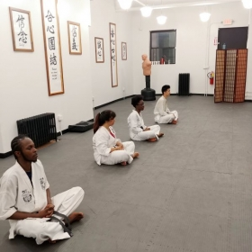 To meditate after practice is to maintain what you absorbed during training and also start to connect the mind and body.