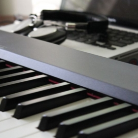 What I use to compose.
