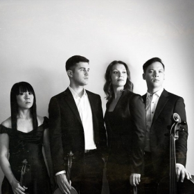 I was in the Attacca Quartet from 2005 to 2019. We won a Grammy for Best Chamber Music Performance!