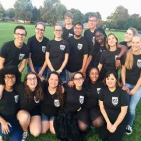 Orchestra summer camp counslor photo