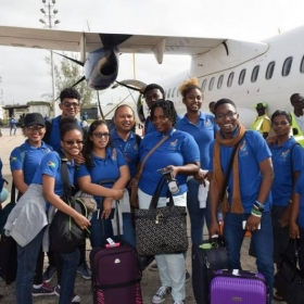 Off to the Antilles Episcopal Conference Youth Assembly