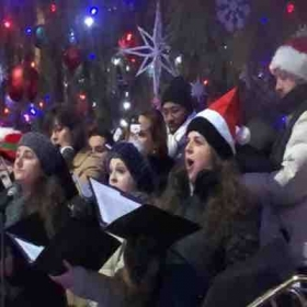 New York City Opera Caroling, 2018