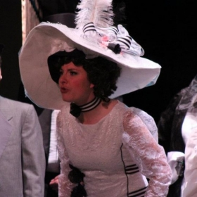 "Mikayla as Eliza in ""My Fair Lady"""