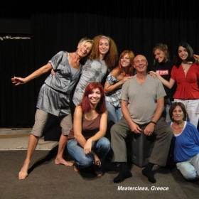 Masterclass for singers and actors, Greece