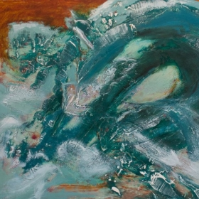 (Part of) Waves: A Dragon's Strength