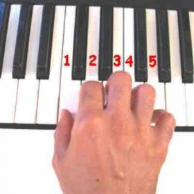 Piano lessons the fun and easy way!
