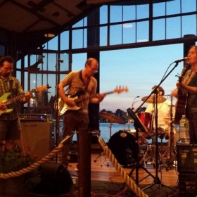 The Dizzy River Band: Pier 66 Maritime, NYC.