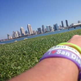 One of the best cities of the World, San Diego. Just my opinion :)