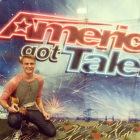 A picture from my AGT audition