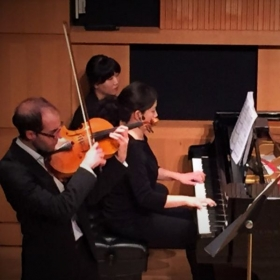 First Doctoral Performance. Pianist: Dr. Sun Jung Lee