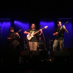 Me and my band Epiphany performing at Capital Ale House in Richmond, VA in 2018.