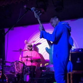 Live with Glowbird at El Cid