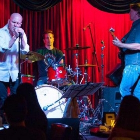 With The Bluenote Project in Los Angeles, CA