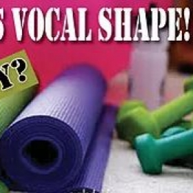 Singers: Get in serious vocal shape with Kait's unique full body workout approach to singing.