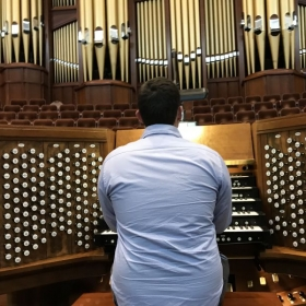 The Church of Jesus Christ of Latter-day Saints Conference Center Organ