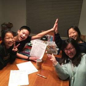 Small group Mandarin lessons