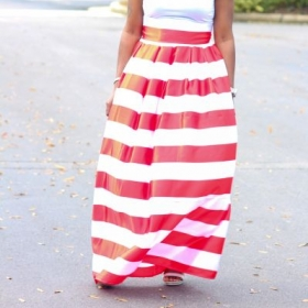 Maxi Skirt created by me.
