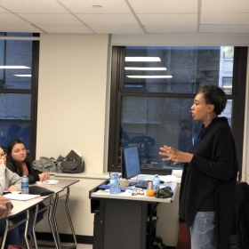 Teaching Acting -filmmaking  at the APW ( UCLA extension)