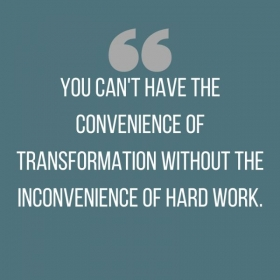 Remember...it's work!!