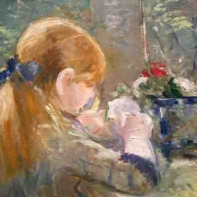 Had so much fun exploring the Dallas Museum of Art and their Impressionist Berthe Morisot exhibit!