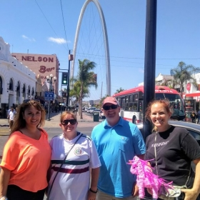 My Spanish students on an immersion trip to Tijuana.