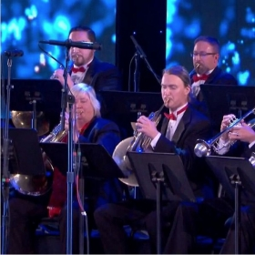 PBS Live recording at Dorthy Chandler Pavilion