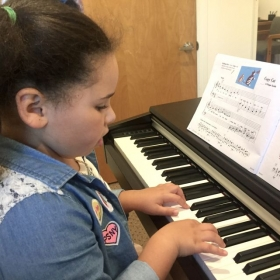 Piano Lessons In Studio