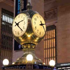 Photographing NYC Inside Grand Central Terminal