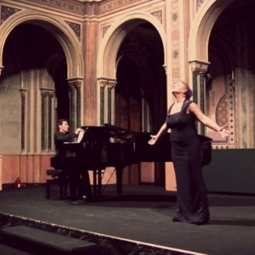 Recital in Valencia, ES