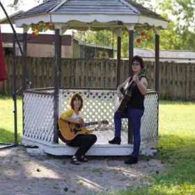 Remerge Band Acoustic Duo you can hear our songs on Pandora Radio and more just look us up. remergeband.com