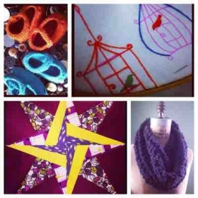 Knitting? Quilting? Embroidery? What would you like to learn?