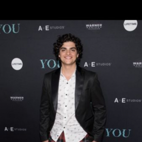 "Student; Gianni Ciardiello,   ""YOU"", actor,   LIFETIME CHANNEL,  over 40 MILLION VIEWERS!"