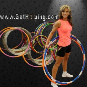 Get Fit and GET HOOPING