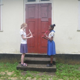 Teaching experience in Jamaica 2011