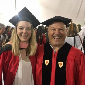BU Graduation- Master's in Music Education