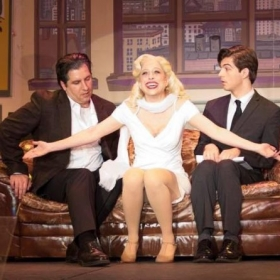 When you got it Flaunt it! Playing Ulla in the Producers!